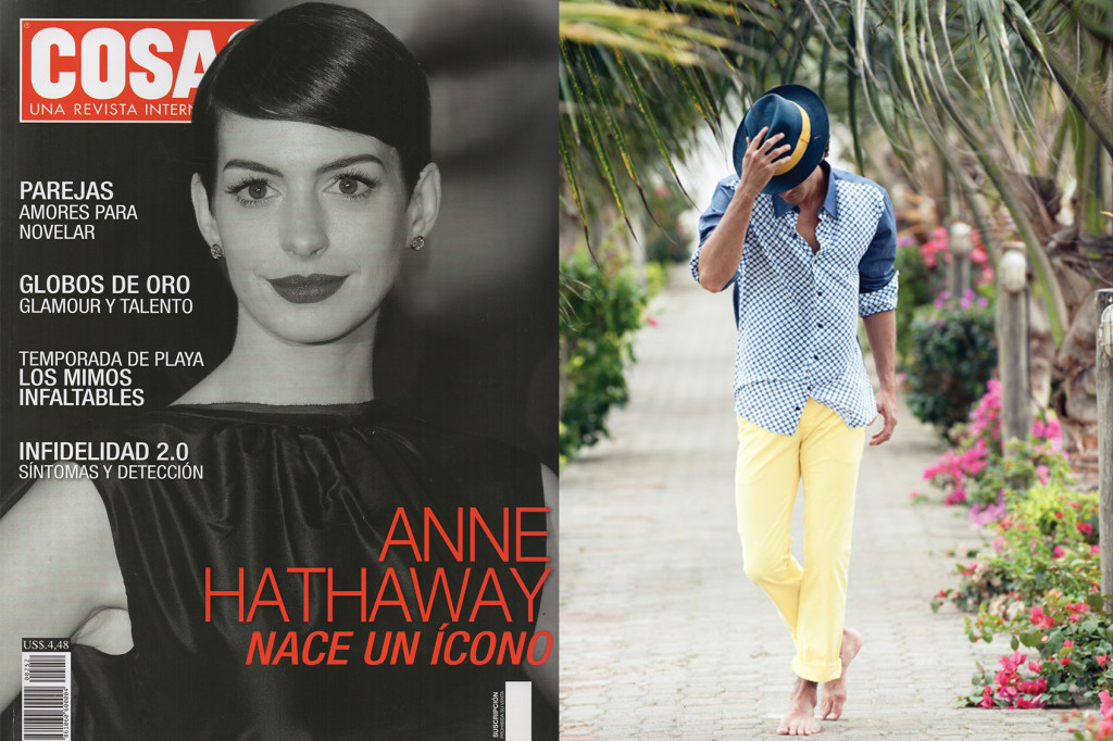 Revista Cosas – Feb 2013