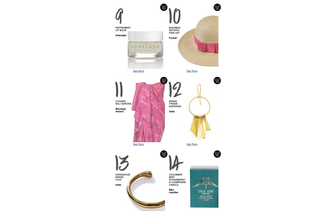 Fashion Foie Gras with Positive Luxury – May 2014
