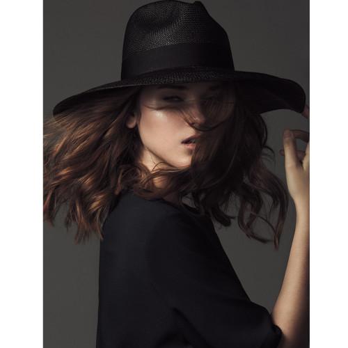 prymal, panamahat, hats, toquilla, black