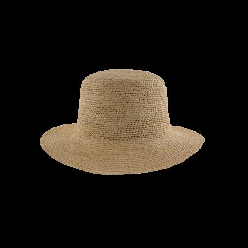 Rollable Travel Crochet Hat by G.Viteri